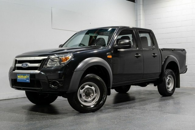 Used Ford Ranger XL (4x4), Slacks Creek, 2011 Ford Ranger XL (4x4) Dual Cab Pick-up
