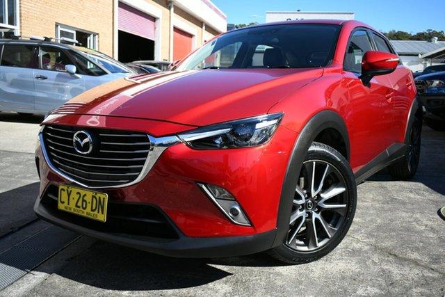 Used Mazda CX-3 S Touring (FWD), Brookvale, 2016 Mazda CX-3 S Touring (FWD) Wagon