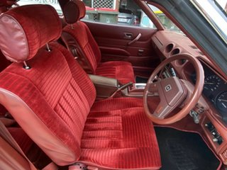 1982 Nissan 280 ZX 2+2 T-BAR Roof Coupe.