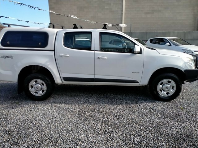 Used Holden Colorado LX (4x4), Klemzig, 2012 Holden Colorado LX (4x4) Crew Cab Chassis