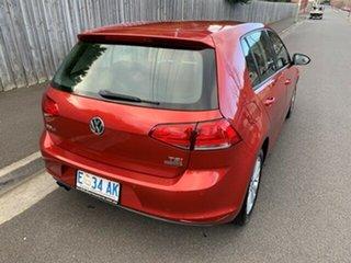 2013 Volkswagen Golf 90 TSI Comfortline Hatchback.