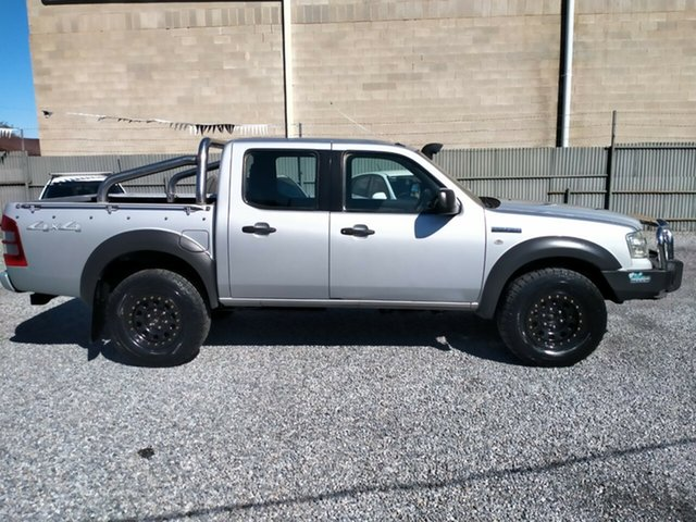 Used Ford Ranger XL (4x4), Klemzig, 2008 Ford Ranger XL (4x4) Dual Cab Chassis