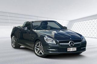 2012 Mercedes-Benz SLK250 BlueEFFICIENCY Convertible.