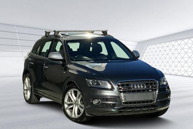 Used Audi SQ5 3.0 TDI Quattro, Moorooka, 2016 Audi SQ5 3.0 TDI Quattro Wagon
