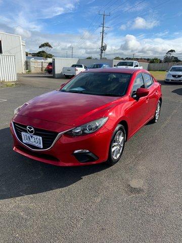 Used Mazda 3 Maxx SKYACTIV-Drive, Warrnambool East, 2014 Mazda 3 Maxx SKYACTIV-Drive Sedan