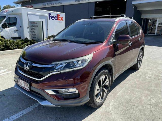 Discounted Used Honda CR-V VTi-L 4WD, Yamanto, 2015 Honda CR-V VTi-L 4WD Wagon