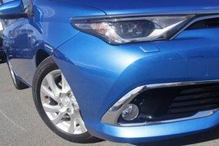 2017 Toyota Corolla Hybrid E-CVT Hatchback.
