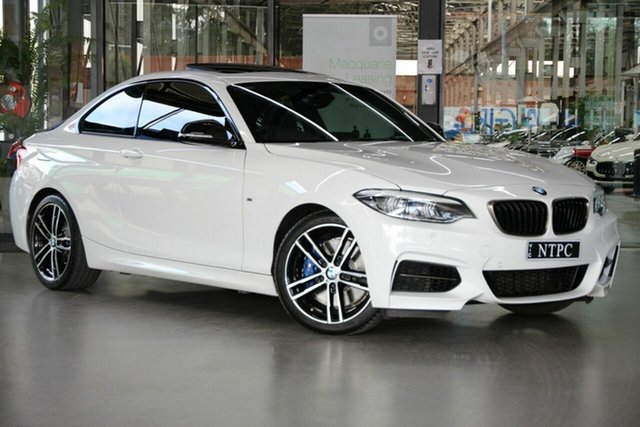 Used BMW 2 Series M240I, North Melbourne, 2019 BMW 2 Series M240I Coupe