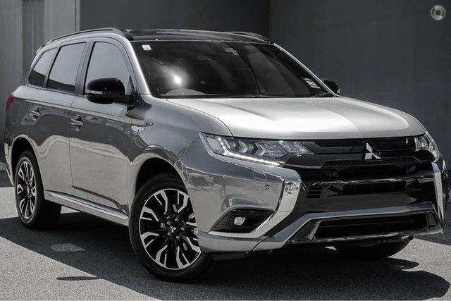 Discounted New Mitsubishi Outlander PHEV AWD GSR, Bowen Hills, 2021 Mitsubishi Outlander PHEV AWD GSR Wagon