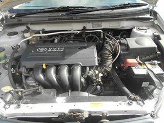 2003 Toyota Corolla Ascent Seca Hatchback.