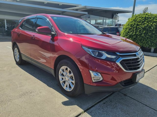 Discounted Used Holden Equinox LS FWD, Yamanto, 2019 Holden Equinox LS FWD Wagon