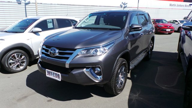 Used Toyota Fortuner GXL, Morayfield, 2019 Toyota Fortuner GXL Wagon