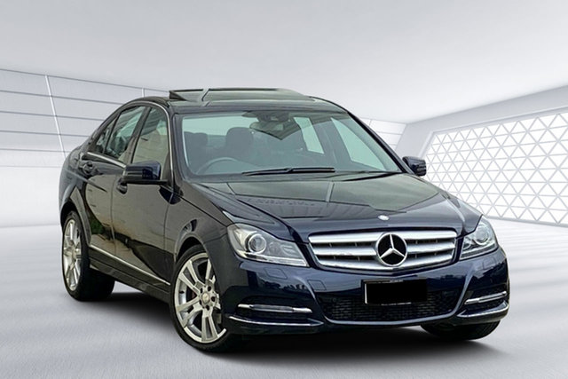 Used Mercedes-Benz C250 Avantgarde BE, Moorooka, 2012 Mercedes-Benz C250 Avantgarde BE Sedan