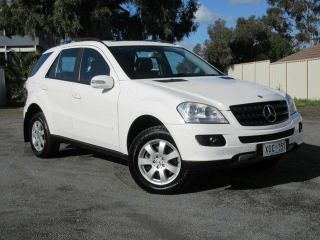 Used Mercedes-Benz ML280 CDI Luxury (4x4), Enfield, 2007 Mercedes-Benz ML280 CDI Luxury (4x4) Wagon