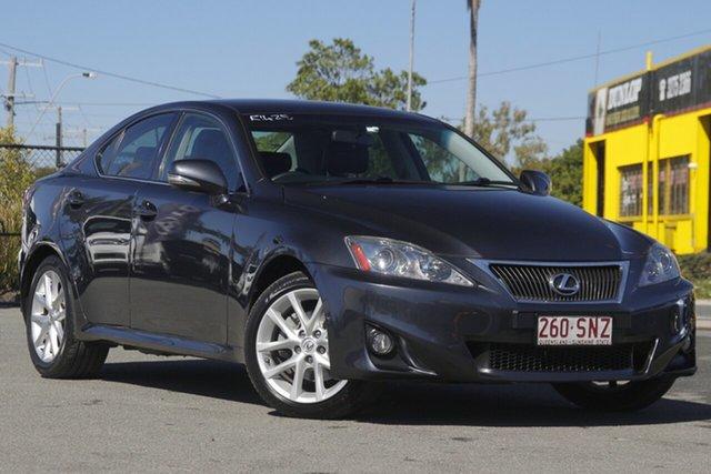 Used Lexus IS IS250 Prestige, Bowen Hills, 2011 Lexus IS IS250 Prestige Sedan