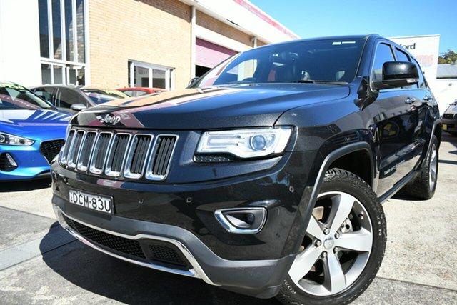 Used Jeep Grand Cherokee Limited (4x4), Brookvale, 2015 Jeep Grand Cherokee Limited (4x4) Wagon