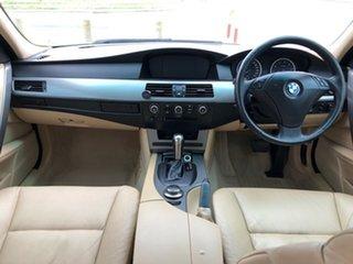 2006 BMW 530i Steptronic Sedan.