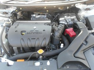 2012 Mitsubishi Lancer ES Sedan.