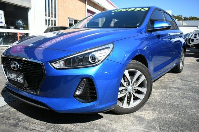 Used Hyundai i30 Active, Brookvale, 2017 Hyundai i30 Active Hatchback