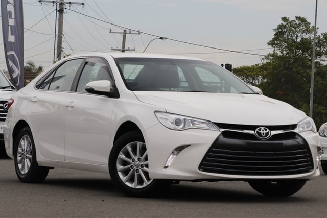 Used Toyota Camry Altise, Toowong, 2017 Toyota Camry Altise Sedan