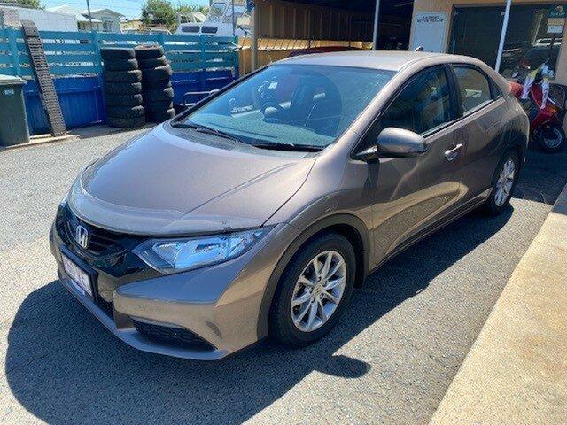 Used Honda Civic VTi-S, North Rockhampton, 2013 Honda Civic VTi-S Hatchback