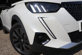 2021 Peugeot 2008 GT Sport Wagon.