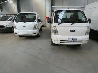 2010 Kia K2900 Cab Chassis.