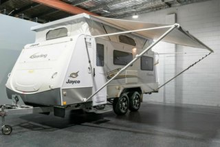 2011 Caravan Jayco Sterling 17.55-1 Touring Pop-top.