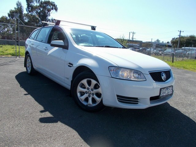 Discounted Used Holden Commodore Omega Sportwagon, Bayswater, 2012 Holden Commodore Omega Sportwagon Wagon