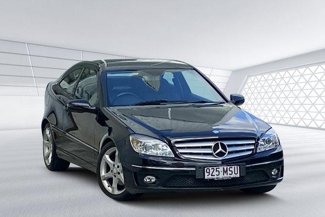 Used Mercedes-Benz CLC200 Kompressor, Moorooka, 2010 Mercedes-Benz CLC200 Kompressor Coupe