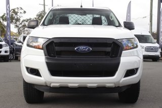 2017 Ford Ranger XL Cab Chassis.