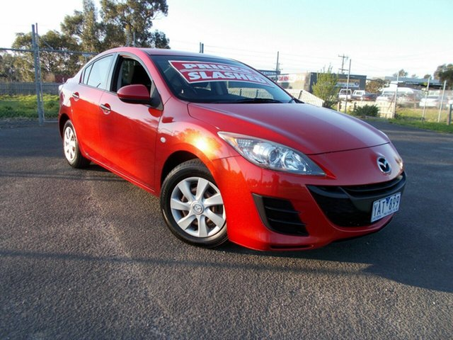 Discounted Used Mazda 3 Neo Activematic, Bayswater, 2010 Mazda 3 Neo Activematic Sedan