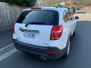 2017 Holden Captiva 7 LS (FWD) Wagon.