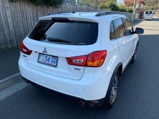 2016 Mitsubishi ASX LS (4WD) Wagon.