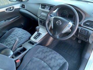 2014 Nissan Pulsar ST Sedan.