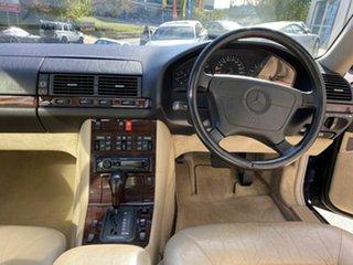 1994 Mercedes-Benz S500 C Coupe.