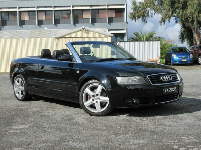 Used Audi A4 Cabriolet, Enfield, 2003 Audi A4 Cabriolet Cabriolet