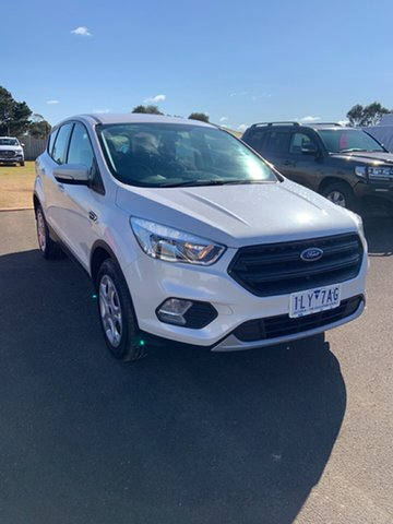 Used Ford Escape Ambiente, Warrnambool East, 2017 Ford Escape Ambiente SUV