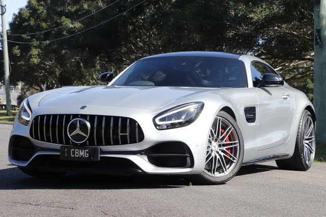 Used Mercedes-Benz AMG GT C SPEEDSHIFT DCT, Rocklea, 2019 Mercedes-Benz AMG GT C SPEEDSHIFT DCT Coupe