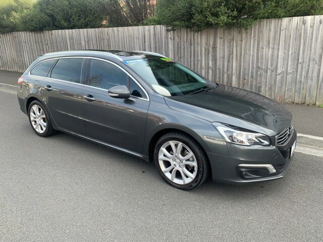 Used Peugeot 508 Allure HDi Touring, North Hobart, 2015 Peugeot 508 Allure HDi Touring Wagon