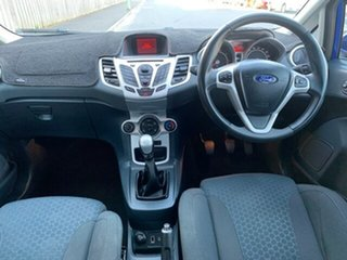 2012 Ford Fiesta Zetec Hatchback.