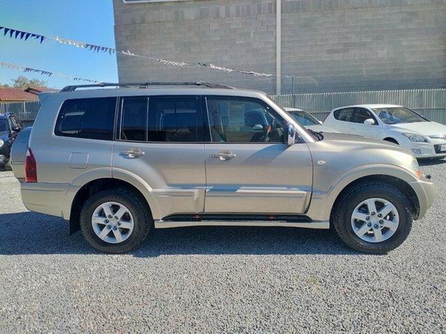 Used Mitsubishi Pajero Exceed LWB (4x4), Klemzig, 2004 Mitsubishi Pajero Exceed LWB (4x4) Wagon