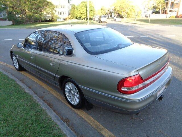 Used Holden Statesman V6, Chermside, 2001 Holden Statesman V6 Whii Sedan