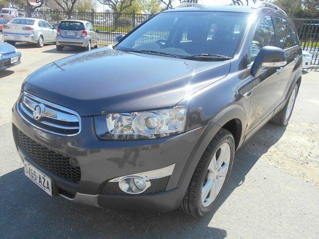 Used Holden Captiva 7 LX (4x4), Woodville, 2012 Holden Captiva 7 LX (4x4) Wagon