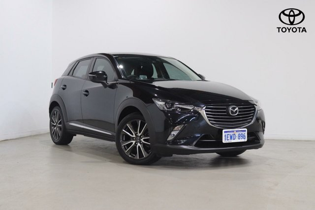 Used Mazda CX-3 Akari SKYACTIV-Drive i-ACTIV AWD, Northbridge, 2015 Mazda CX-3 Akari SKYACTIV-Drive i-ACTIV AWD Wagon