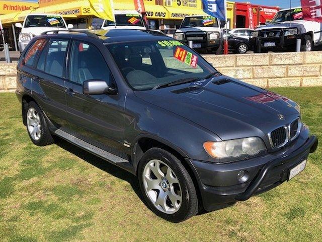 Used BMW X5 d Steptronic, Wangara, 2003 BMW X5 d Steptronic Wagon