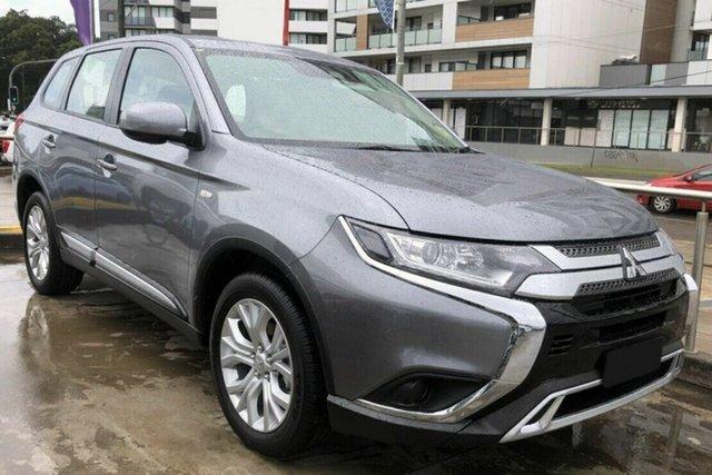 New Mitsubishi Outlander ES AWD, Toowong, 2021 Mitsubishi Outlander ES AWD Wagon