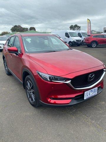 Used Mazda CX-5 Akera SKYACTIV-Drive i-ACTIV AWD, Warrnambool East, 2017 Mazda CX-5 Akera SKYACTIV-Drive i-ACTIV AWD Wagon
