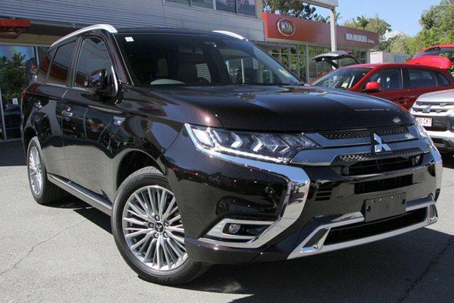 New Mitsubishi Outlander, Toowong, 2021 Mitsubishi Outlander Wagon