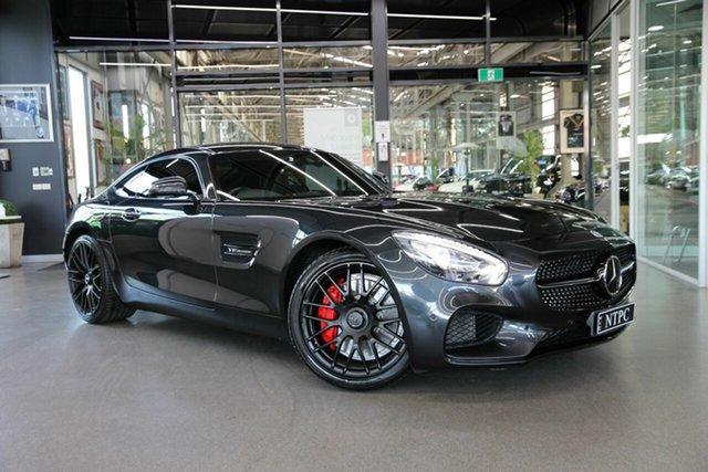 Used Mercedes-Benz AMG GT SPEEDSHIFT DCT, North Melbourne, 2016 Mercedes-Benz AMG GT SPEEDSHIFT DCT Coupe